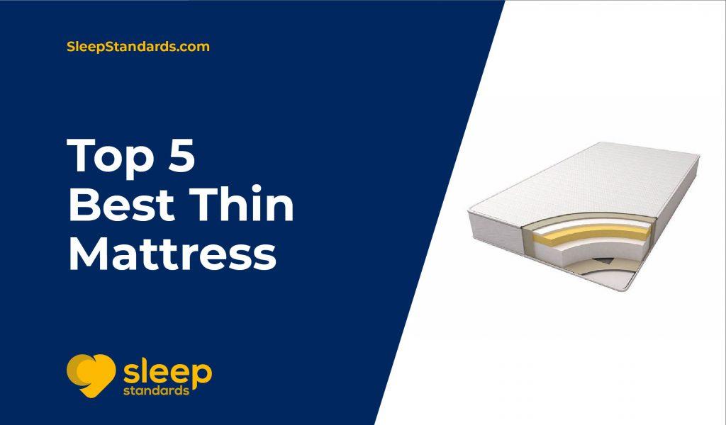 Best thin mattress