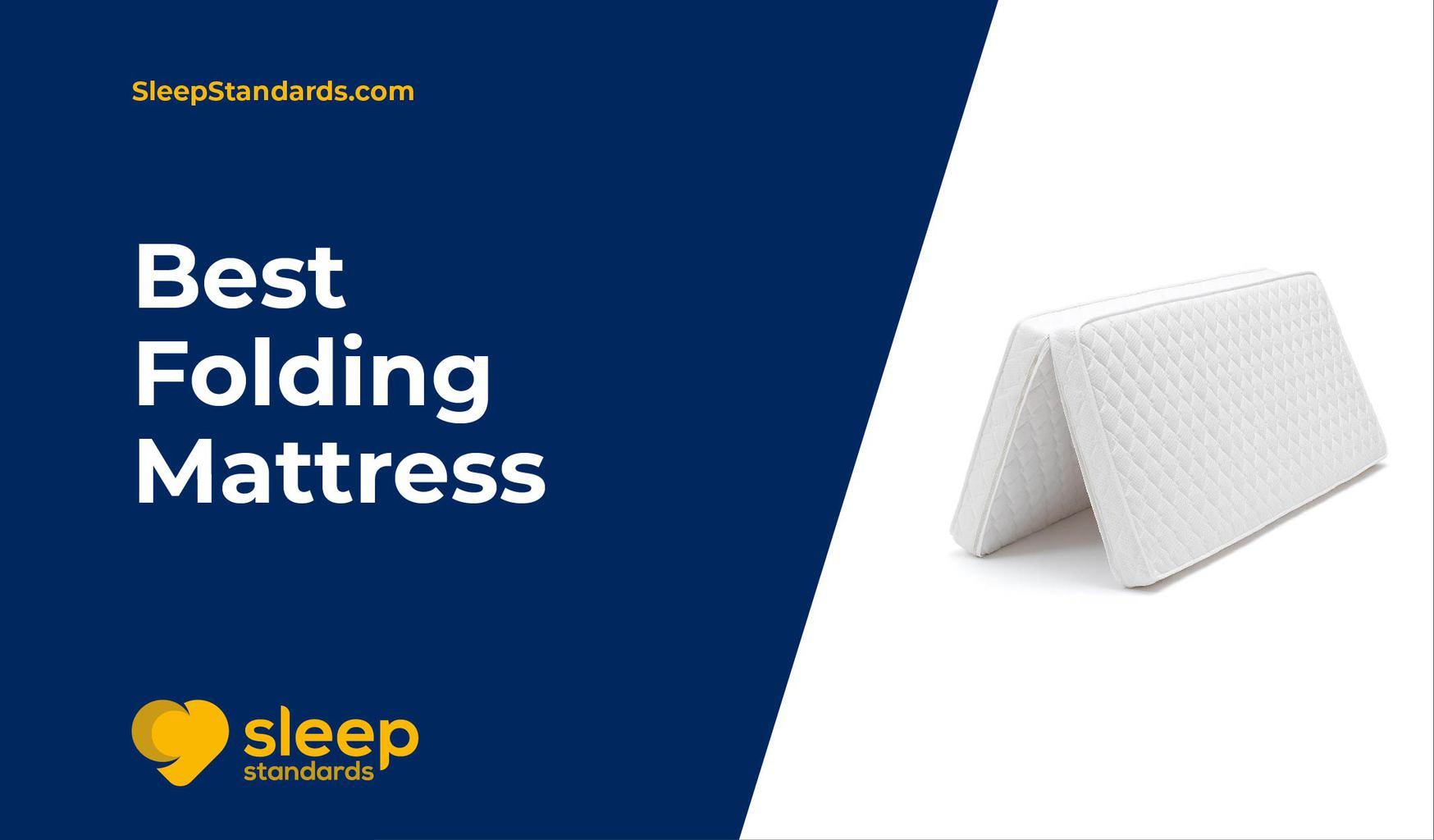 best folding mattress