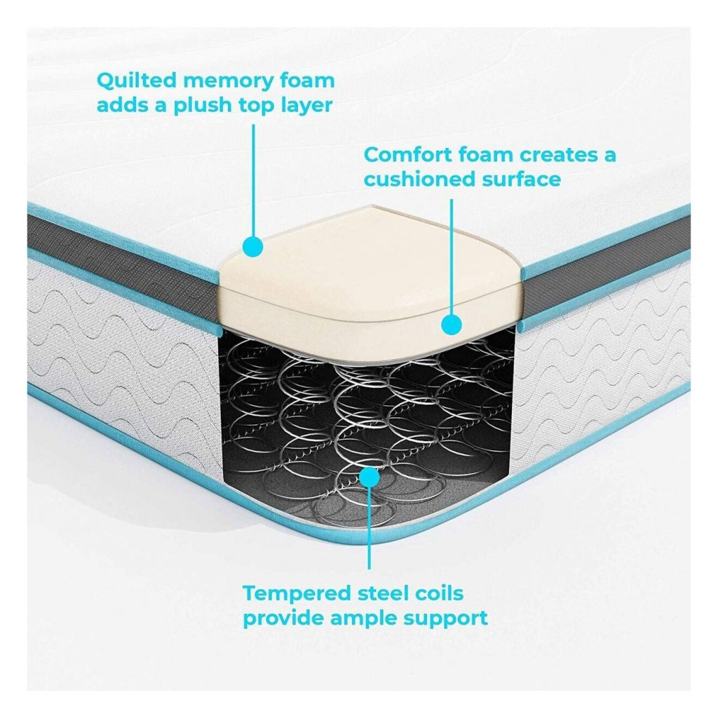 Top 5 Best Mattress For Sciatica in 2021: Our Top picks & Buyer's Guide 1