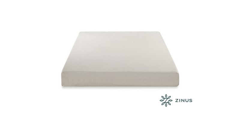 Zinus Eden Twin Daybed and Trundle Set - Best Cooling Daybed Mattress