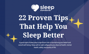 Sleep Tips - Sleep Standards
