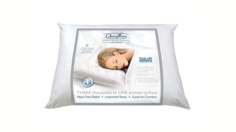 Chiroflow Waterbase Pillow - Best Cheap Water Pillow