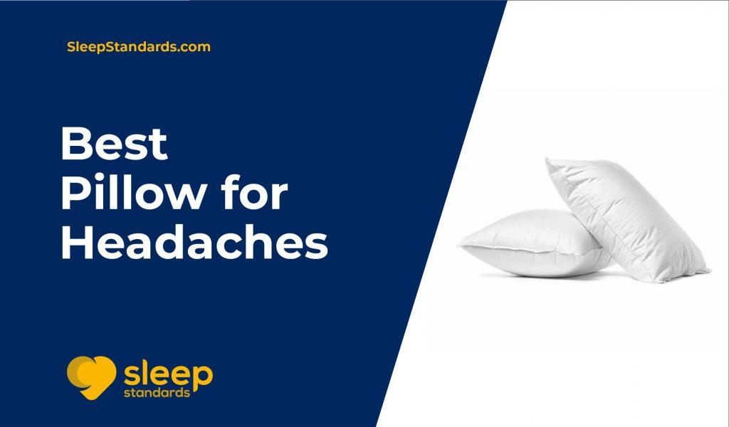 best pillow for headaches