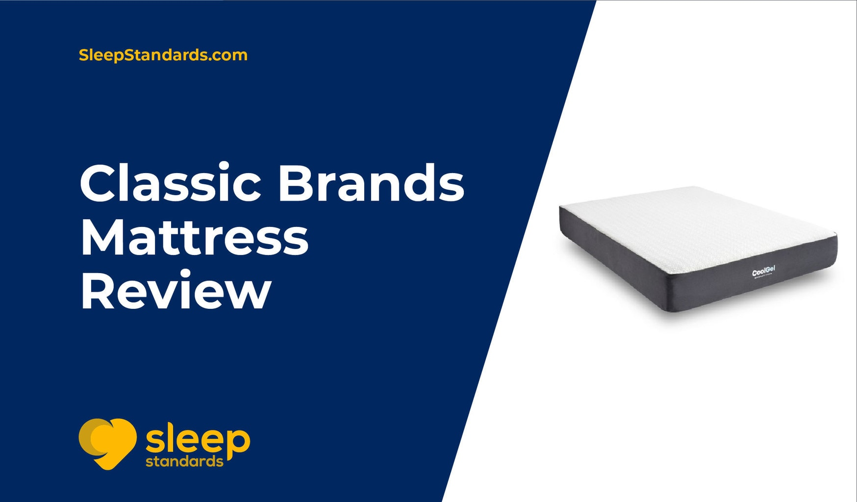 Classic Brands Mattress Review