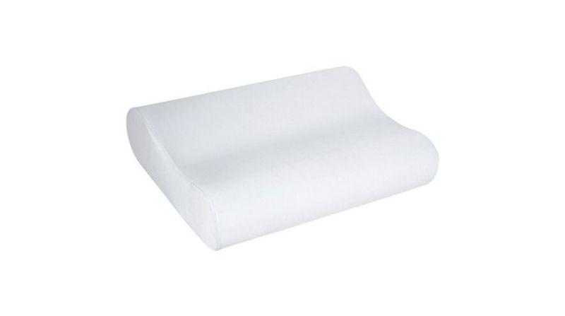 Sleep Innovations Contour Memory Foam Pillow - Best Contour Pillow for Headaches