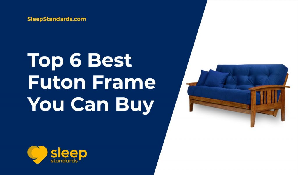 6 Best Futon Frame You Can Buy In 2021: Complete Buying Guide 8