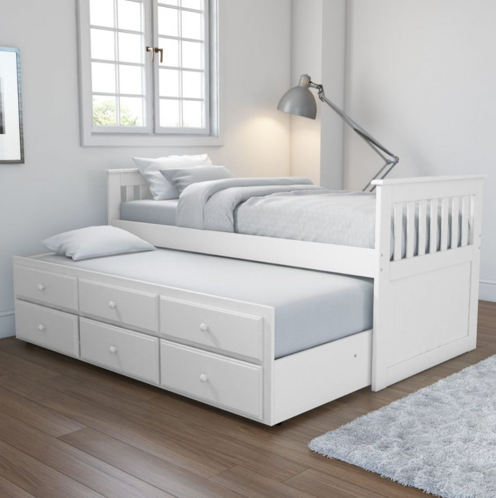 8 Best Daybed With Pop Up Trundle 2021: Ultimate Buying Guide 9