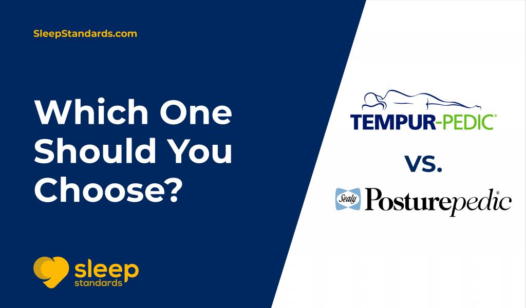 Posturepedic Vs Tempurpedic: Complete Mattress Comparison Review 2021 9