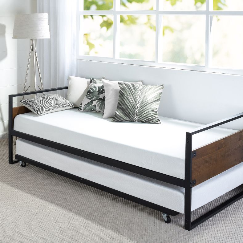 8 Best Daybed With Pop Up Trundle 2021: Ultimate Buying Guide 1