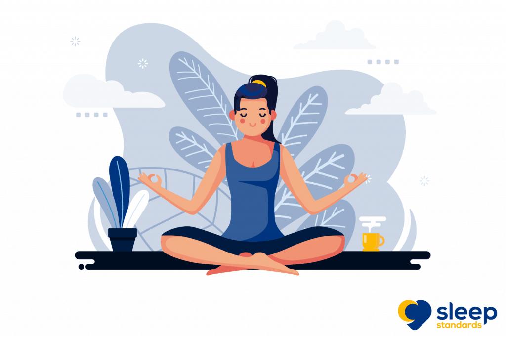 Meditation, Stress, and Sleep Health - Sleep Standards