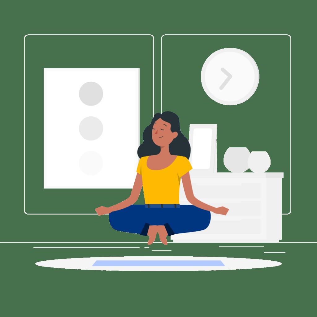 Meditation and sleep - Sleep Standards
