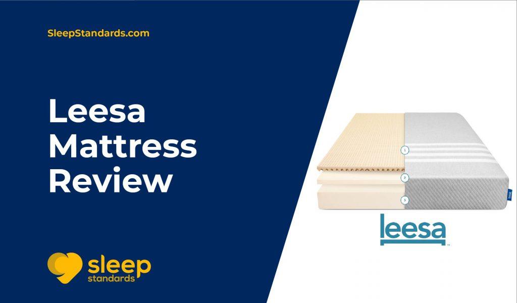 Leesa Mattress Review 6