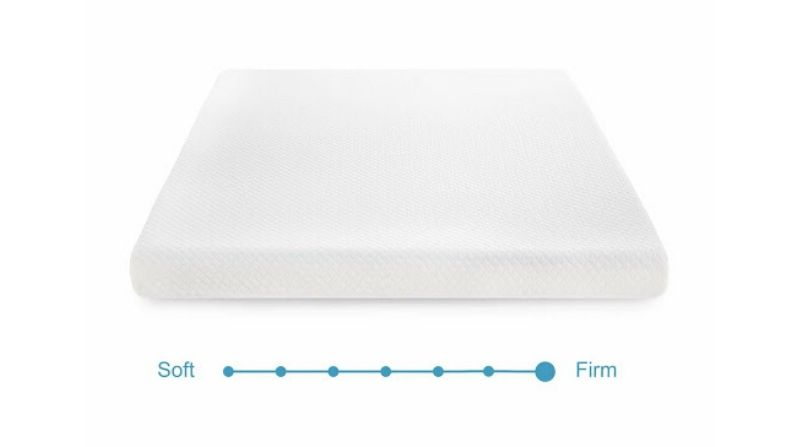 Best Budget-Friendly: Linenspa 5-Inch Gel Memory Foam