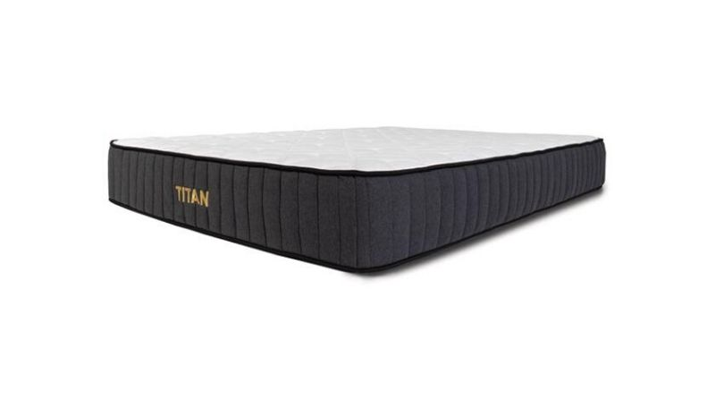 Titan by Brooklyn Bedding -  Best Mattress For Heavy People