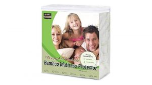 Utopia Bedding Bamboo Mattress Protector