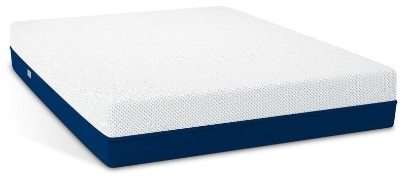 Amerisleep AS3 hybrid mattress corner view