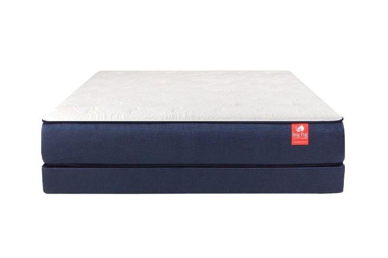Big Fig hybrid mattress side view