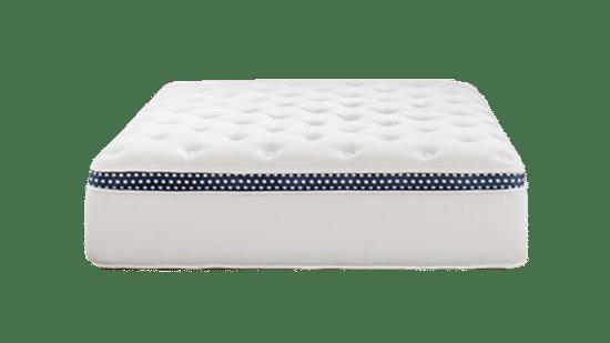 WinkBeds hybrid mattress front view
