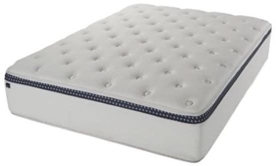 WinkBeds hybrid mattress side view