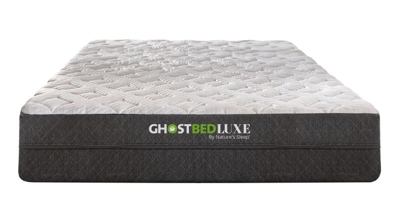 Ghostbed Luxe - Best Cooling Memory Foam Mattress