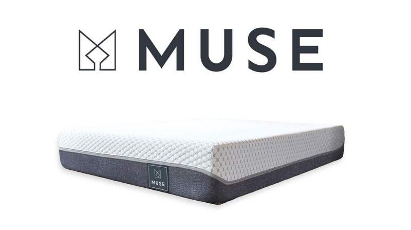 Best Cool Memory Foam Mattress: Muse