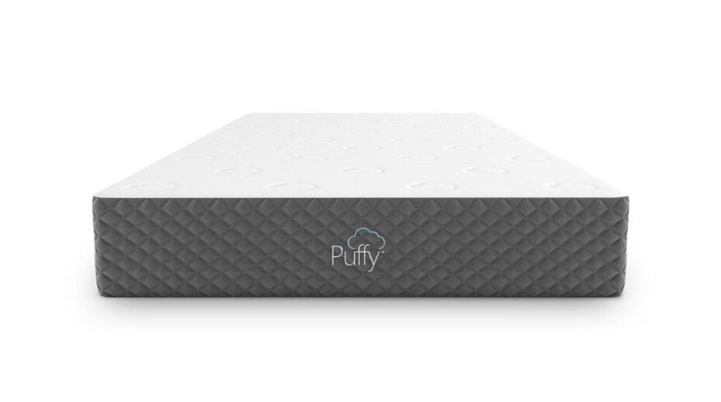 Puffy Lux - Editor's Pick For Best Memory Foam Mattress