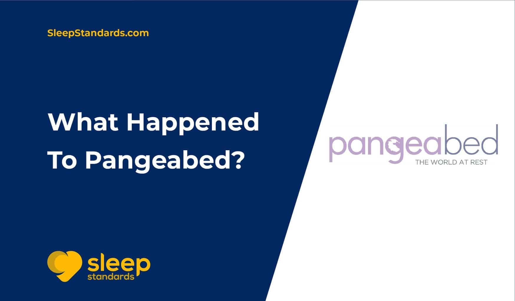 What happened to Pangeabed?