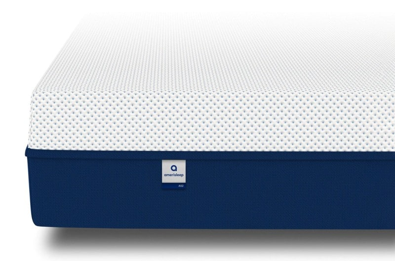 Amerisleep AS2 mattress for back pain 2021 front view