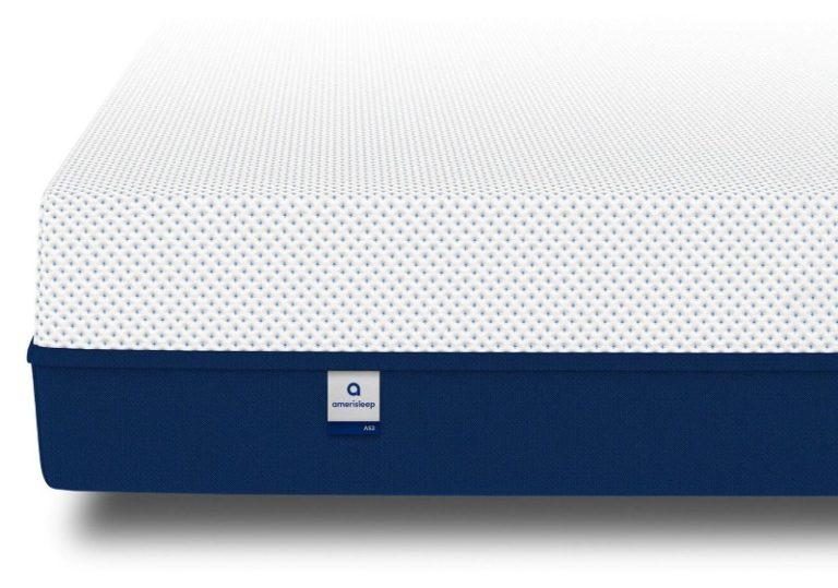 Amerisleep AS3 memory foam mattress front