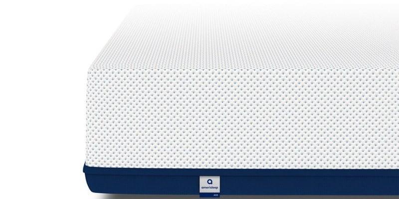 Amerisleep AS5 mattress for side sleepers 2021 side view