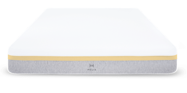 NesHelix Dawn mattress for back pain 2021 front view