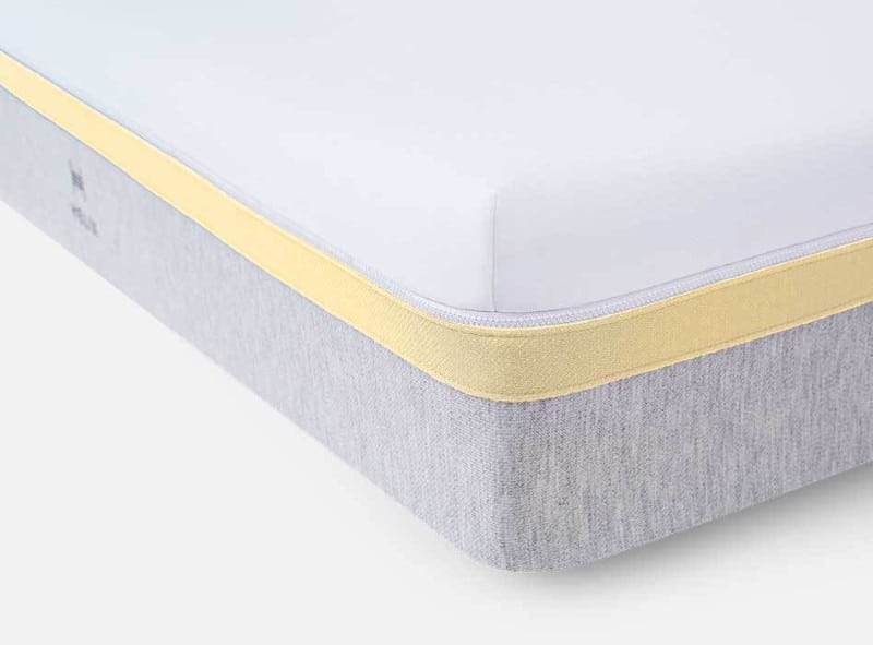 Helix Dawn mattress for back pain 2021 side view