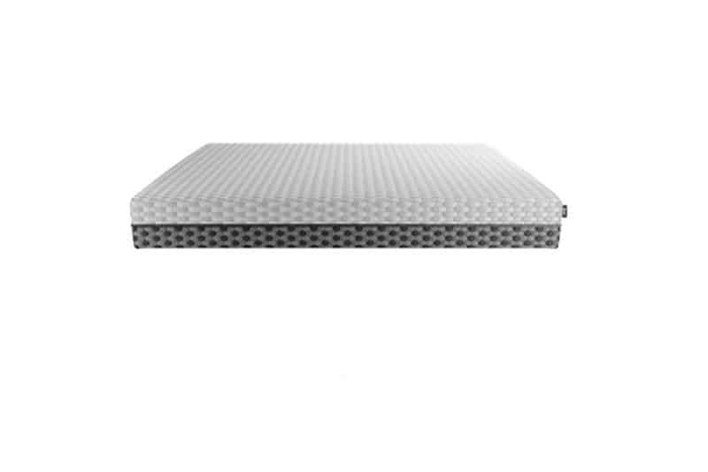Layla mattress for side sleepers 2021 front view