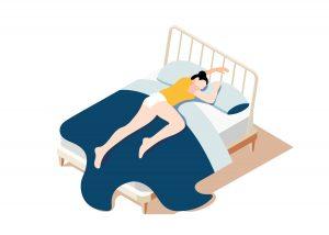 sleep habits post quarantine