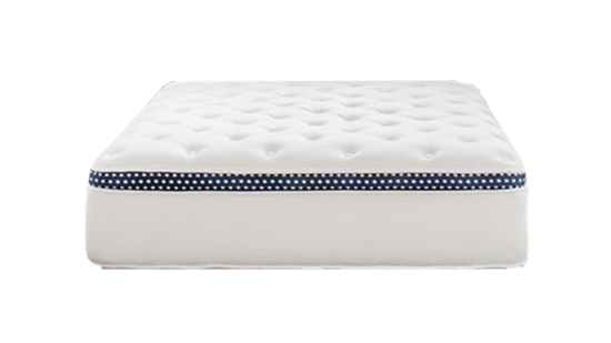 WinkBeds mattress for back pain 2021 front view