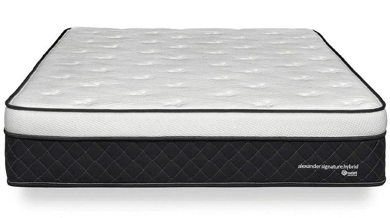 Nest Bedding Alexander Hybrid mattress brand