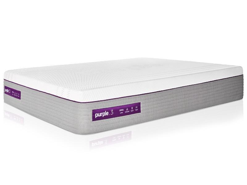 Purple Mattress - The Best Cooling Mattress