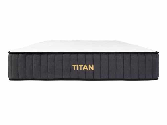 Titan by Brooklyn Bedding front