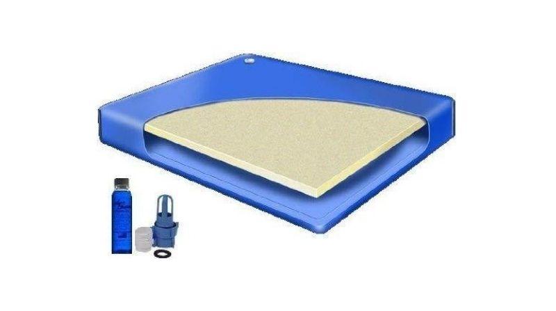 Classic Mattress Semi Waveless Waterbed Mattress – Best Value Mattress