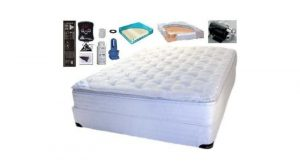 Classic Style Deep Fill Waterbed Mattress