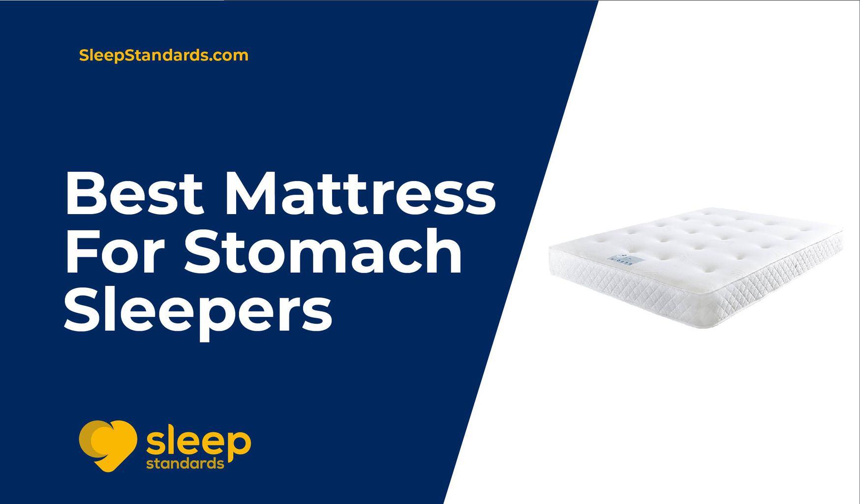 Best Mattress for Stomach Sleepers