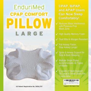 Cpap Pillow Sleep Apnea