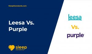 Leesa vs Purple