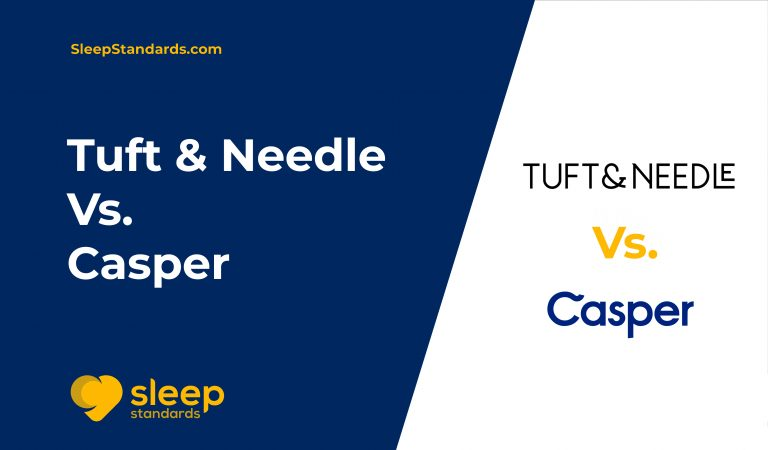 Tuft and Needle vs Casper