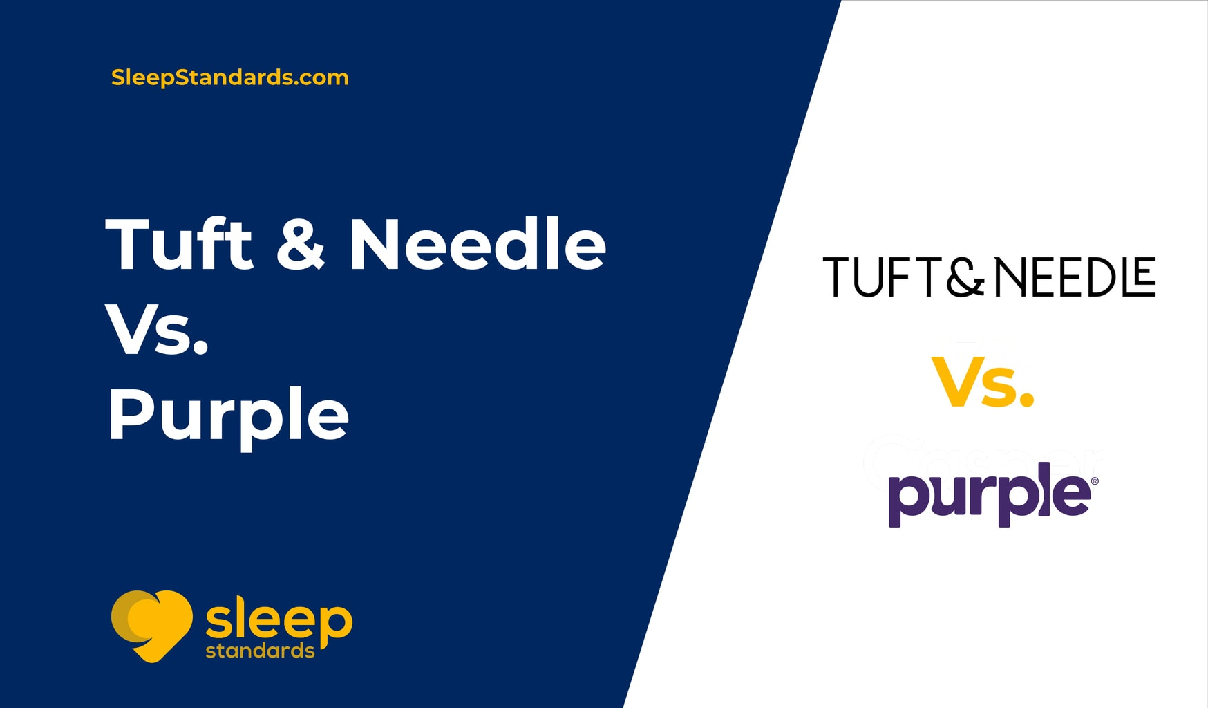 Tuft and Needle vs Purple