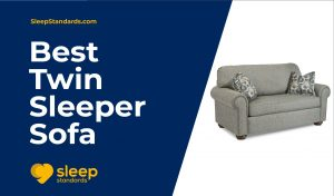best twin sleeper sofa