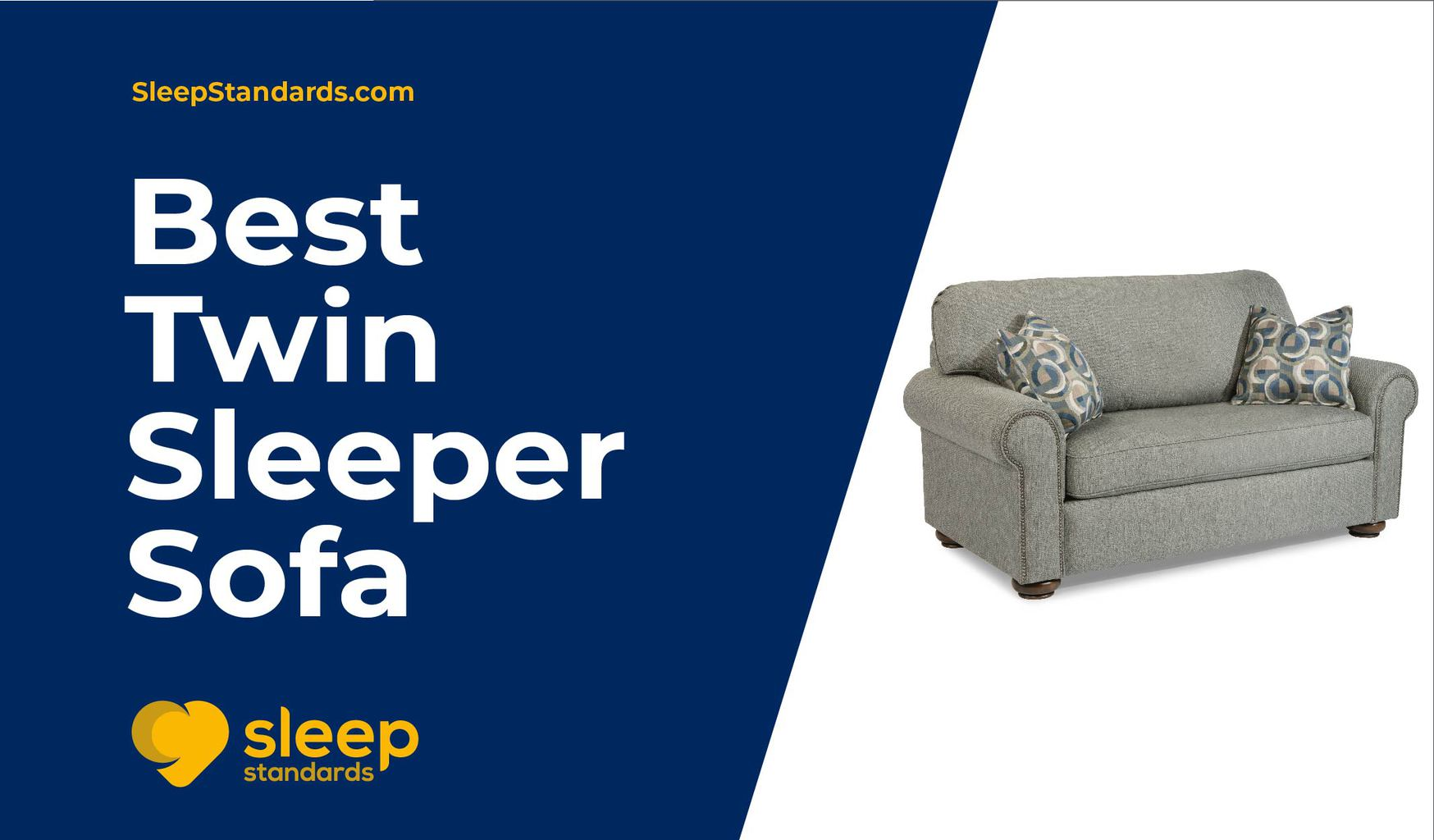 best twin sleeper sofa