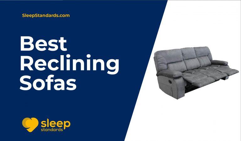 best reclining sofas