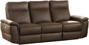 Homelegance Olympia Modern Design Power Reclining Sofa