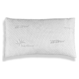 Xtreme Comforts Bamboo Shredded Memory Foam Pillow